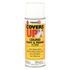 Spray Paint White - zinsser ceiling sealing paint 13 oz 4hfe7 3688 grainger