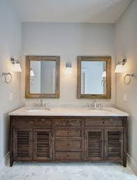 Frames For Mirrors In Bathrooms by Best 25 Rustic Bathroom Mirrors Ideas Only On Pinterest Pallet
