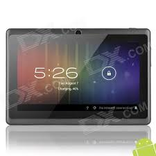 android tablet pc buy a13 7 capacitive touch screen android 4 0 tablet pc w tf