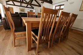 dining room sets for 8 20 collection of 8 seater oak dining tables dining room ideas