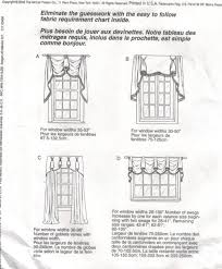 mccalls pattern 3561 valances and cornice quick and easy window