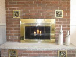 Remove Brick Fireplace by White Swan Homes And Gardens How To Clean Soot From Fireplace Brick