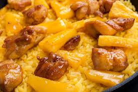 cuisine jarret de porc jarret de porc à l ananas une recette de plat facile