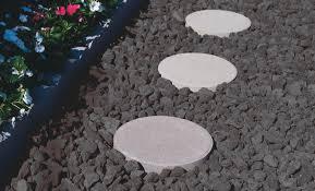 Volcanic Rock Garden Rock Edging For Flower Beds Flower Bed Border Flower Bed Edging