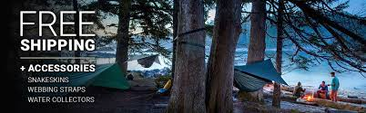hennessy hammock the coolest tent in the world