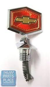 80 87 chevy malibu el camino header panel ornament emblem