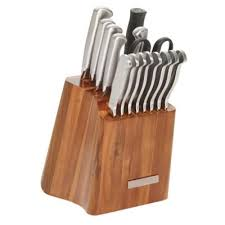 stainless steel kitchen knives set buy stainless steel cutlery sets from bed bath beyond