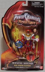 linear ranger u0027s power rangers mystic force