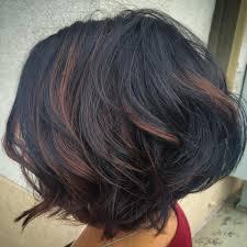 partial hi light dark short hair 55 stylish highlights for black hair rock your locks