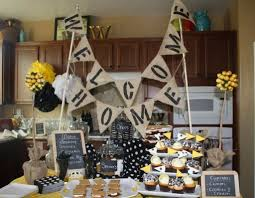 welcome home decoration ideas the best welcome home party