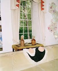 home with art collector valeria napoleone