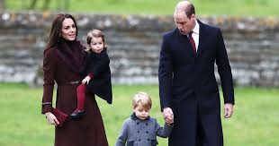 lady charlotte diana spencer emotional william and kate take george and charlotte to princess