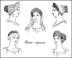 roman costume history roman women hairstyles and dress the stola