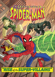 watch spectacular spider man series free 123movies