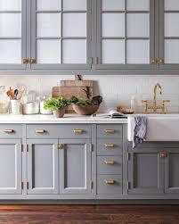 Navy Blue Kitchen Decor Kitchen Appealing Blue Grey Painted Kitchen Cabinets Best Ideas