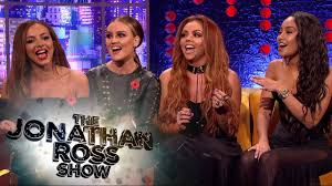 little mix show little mix sing in japanese the jonathan ross show youtube
