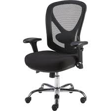 Ergonomic Office Chairs Dimension Staples Crusader Mesh Ergonomic Operator Chair Black Staples