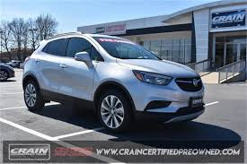 buick encore silver find a used silver 2017 buick encore suv in sherwood ar vin