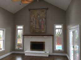 Livingroom Makeovers by Living Room Makeover In Basking Ridge Nj Monk U0027s Home Improvements