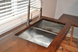 how to install butcher block countertops budget kitchen renovation 10c countertop how to install butcher