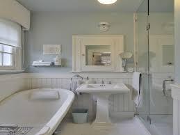 cottage backsplash wide beadboard blue with white beadboard