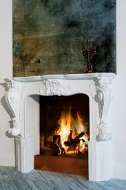 contemporary oak fireplace surround on a budget creative at