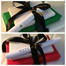 high school graduation favors high school graduation decorations books wrapped in tissue paper i