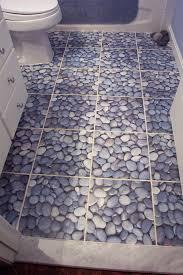river rock bathroom ideas floor tile river rock floor tile 28 river rock bathroom floor
