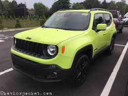 jeep green 2017 hyper green jeep renegade spotted u2013 kevinspocket