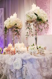 table decorations with candles and flowers decorating ideas cozy picture of accessories for white wedding