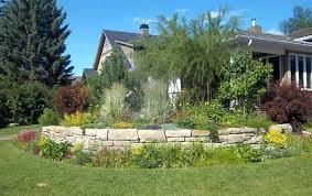Backyard Corner Landscaping Ideas Landscape Corner Corner Lot Landscaping Ideas Like This Small