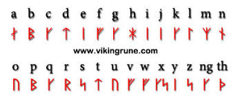 how to spell words in runes for a norse viking tattoo