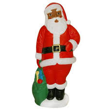 outdoor plastic lighted santa claus large giant santa claus lighted plastic blow mold light up