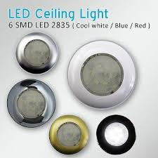 led ceiling dome light taiwan rv 3 round led dome light ceiling light cabin light without