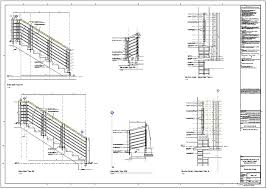Handrail Construction Detail Revit Family Man Current Project