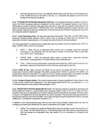 LIST OF EFFECTIVE PAGES I Note PDF