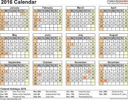 195 best 2016 calendars images on 2016 calendar