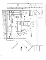 How To Design My Kitchen Floor Plan Extraordinary Kitchen Blueprints Have Cad Kitchen Floor Plans