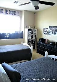 hockey bedrooms hockey room decor keepassa co