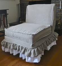 slipper chair slipcover slipcover armless chair slipcovers armless slipper chairs