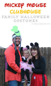 diy no sew minnie mouse costume loves glam