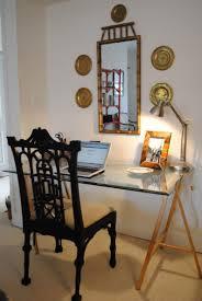 Sauder Beginnings 3 Shelf Bookcase by Sawhorse Small Desk Medium Saddle Brown 2 Drawer File Cabinet In