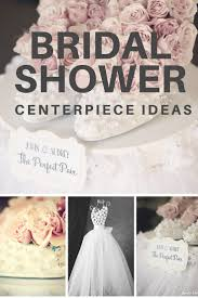 Bridal Shower Decor by Bridal Shower Centerpiece Ideas Affordable And Adorable