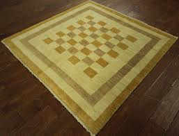 Modern Square Rugs Foot Square Area Rugs Room Lowes For 8x8 Modern 14 Visionexchange Co