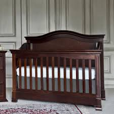 Convertible Crib With Toddler Rail by Million Dollar Baby Classic Louis 4 In 1 Convertible Crib With