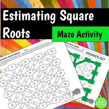 estimating square roots worksheet notes answers best 25 square