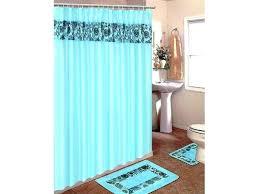 Bathroom Rug And Shower Curtain Sets Bathroom Rug And Shower Curtain Sets Retro Style Bathroom Set