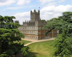 nicolas de pompadour the homes and interiors of downton abbey