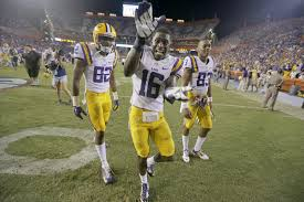 Lsu Garden Flag Lsu U0027s No 18 Jersey Awarded To Junior Cornerback Tre U0027davious White