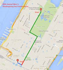 2014 macy s thanksgiving day parade route what is thanksgiving